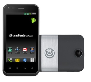 Neo One GC 500 SF, da linha G Gradiente iphone
