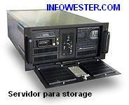Equipamento para storage