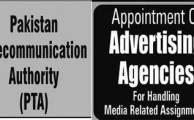 PTA looking for Advertising Agencies
