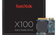 SanDisk X100 SSD Announced for Client Computing Market
