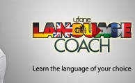 Ufone Offers Language Coach