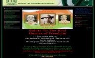Federal Tax Ombudsman (FTO) Pakistan Website hacked by India Hackers