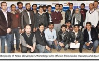 Nokia & Djuice Conducts App Development Workshop