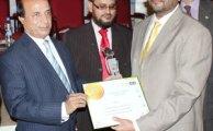 PTCL gets CSR Business Excellence Award 2012