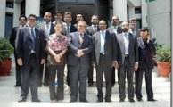 ITU Secretary General Visits PTCL NOC