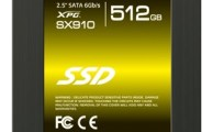 ADATA XPG SX910 SATA III SSD with SandForce Controller