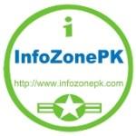 InfoZonePK Logo