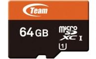 TEAM Introduces Xtreem UHS-I microSDHC/SDXC Cards