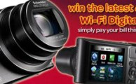Wi-tribe Giving WiFi Digital Camera on Bill Payment in February