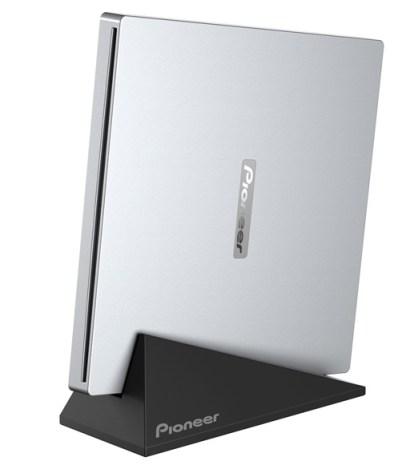 Pioneer Introduces BDR-XU02JM Super Slim Blu-ray Burner for