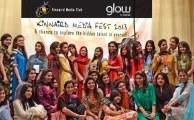 Glow by Warid Sponsors Second Media Fest 2013 at Kinnaird College Lahore