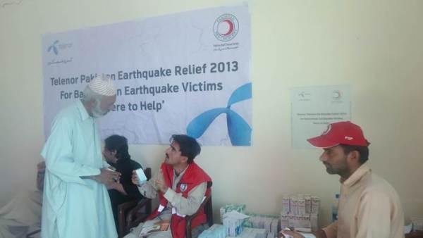 Earthquake Relief