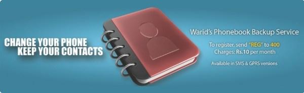Warid-Phonebook-Bacup