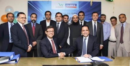 Wateen-Qubee Agreement