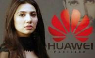 Huawei Appoints Mahira Khan its New Brand Ambassador in Pakistan