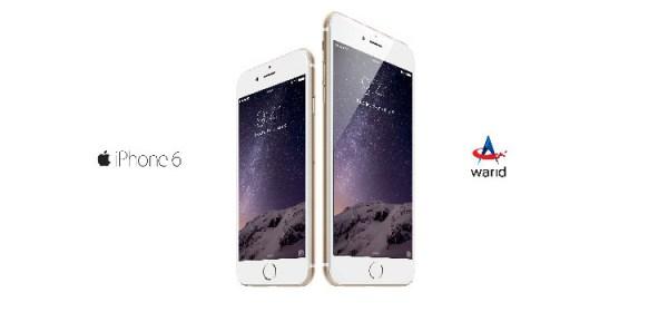 iPhone6-Warid