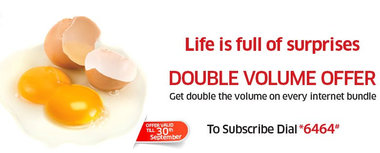Zong-Double-Volume-Offer