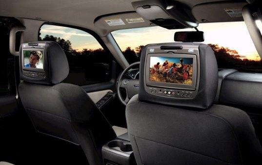 In-Car-Visual-Entertainment