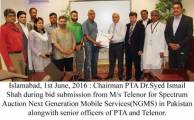 Telenor-PTA-NGMS