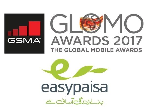 GLOMO2017-EasypaisaNomination