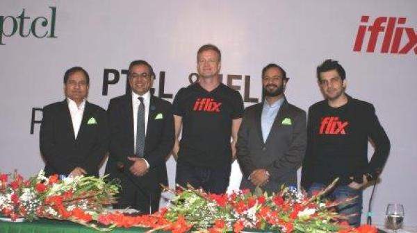 iflix-PTCL