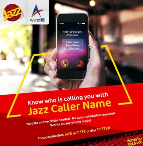 JazzCallerName