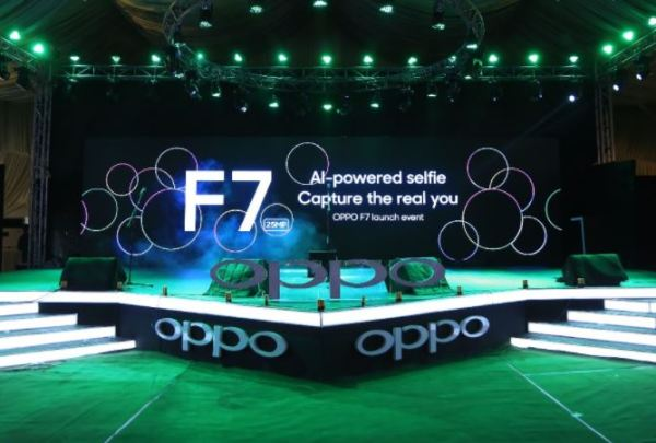OPPOF7Launch