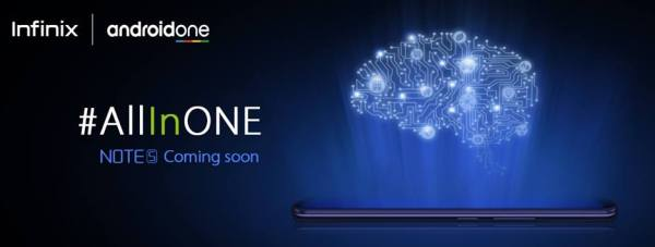 InfinixNote5-AndroidOne