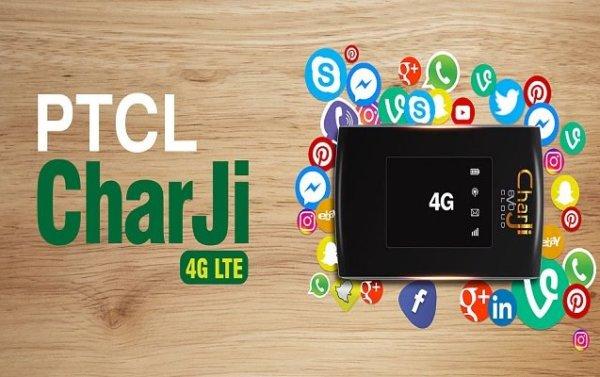 PTCL-CharJi4GLTE