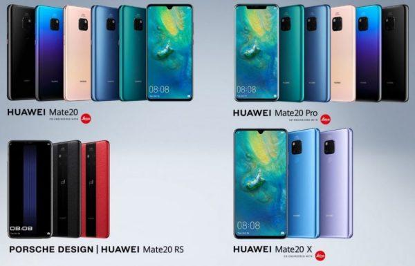 HuaweiMate20-Series