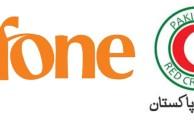Ufone-PakRedCrescent