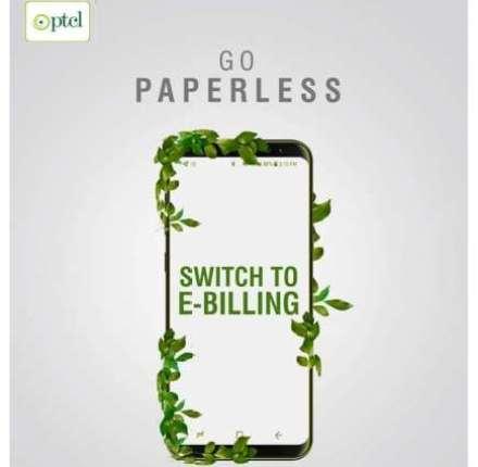 PTCL-eBilling
