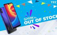 SparkGo-OutOfStock