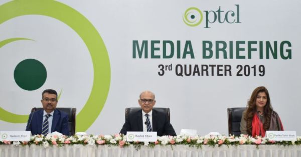 PTCL-3rdQ2019