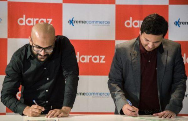 Daraz-ExtremeCommerce