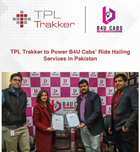 TPLTrakker-B4UCabs