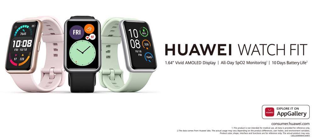 HuaweiWatchFIT