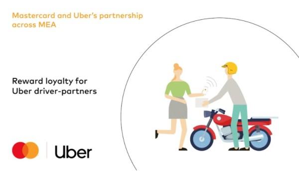 Mastercard-Uber