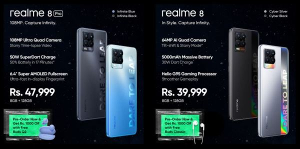 realme8Series-Launched