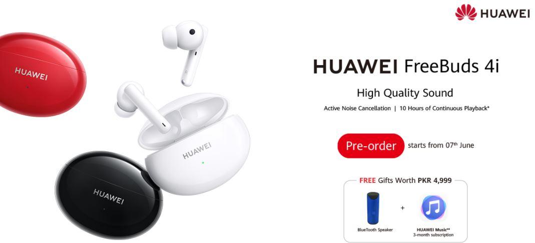 Huawei-FreeBuds4i