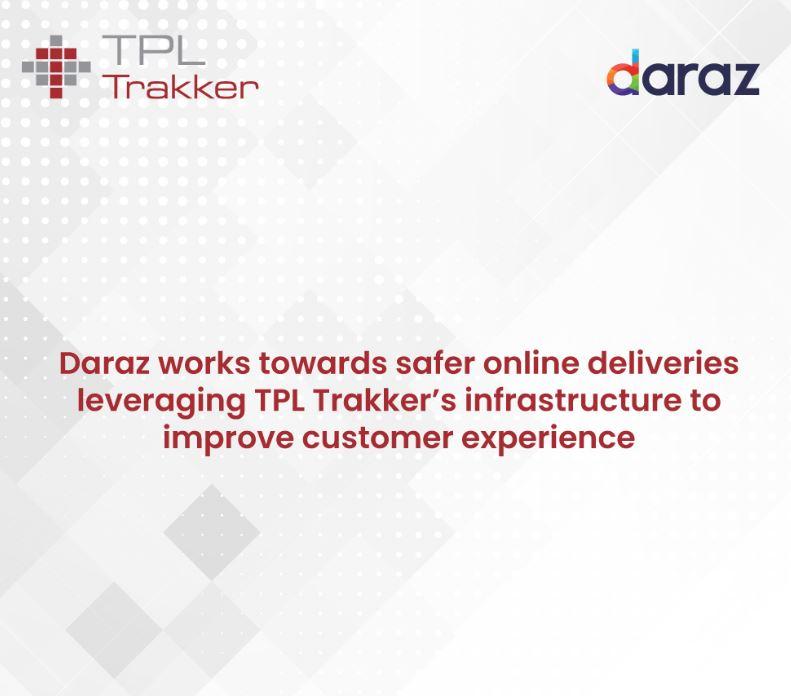 Daraz-TPLTrakker