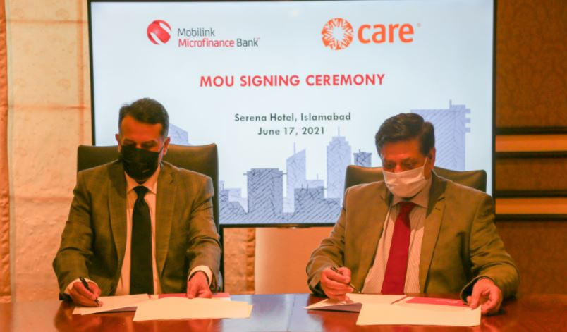 MobilinkMicrofinanceBank-CAREInternational