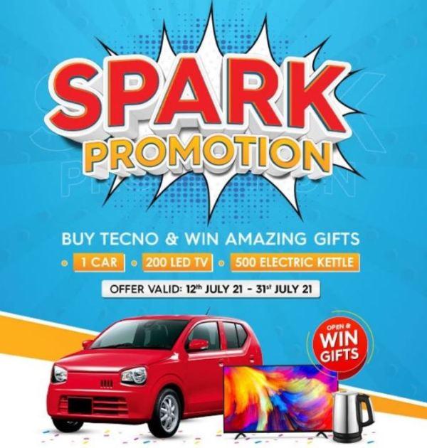 Spark-Promotion