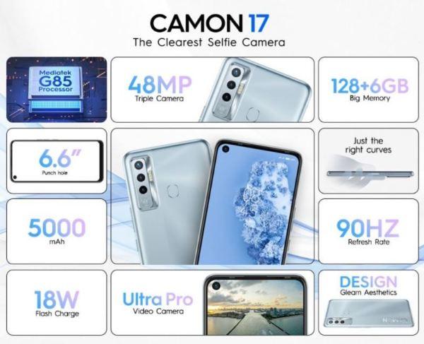 Camon17-25K
