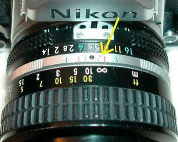 lens kızılötesi odaklama işaretçileri