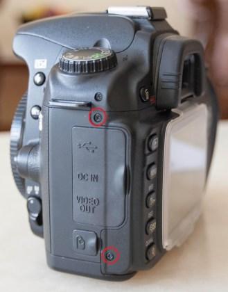 Nikon video out