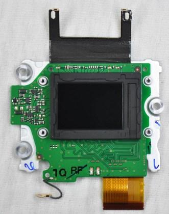 Nikon D7200 infrared sensor filter