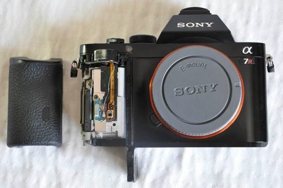 Sony A7R kavrama lastiği