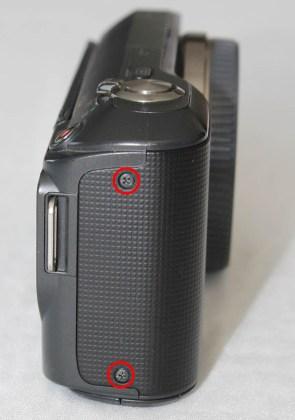 sony nex-3 rubber grip