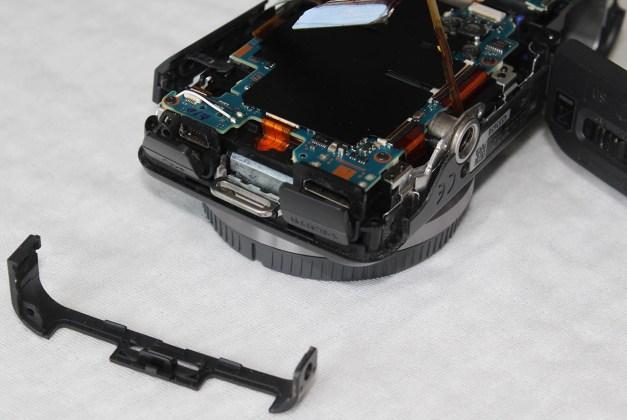 sony nex-3 usb hdmi port repairing